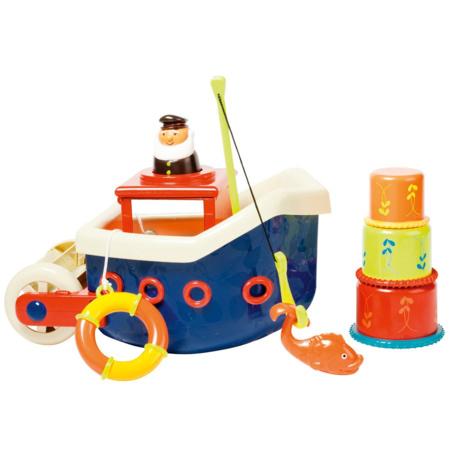 Bateau de pêche de bain PETIT JOUR 1