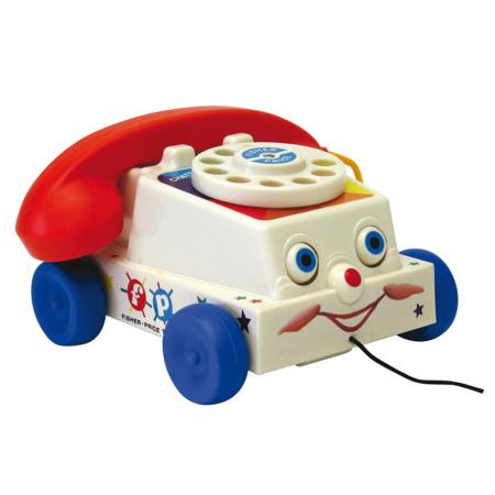 Téléphone à tirer rétro FISHER PRICE 1