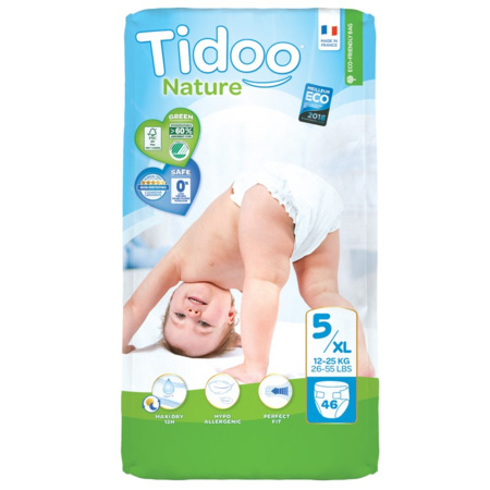 Couches écologiques Tidoo TIDOO 10