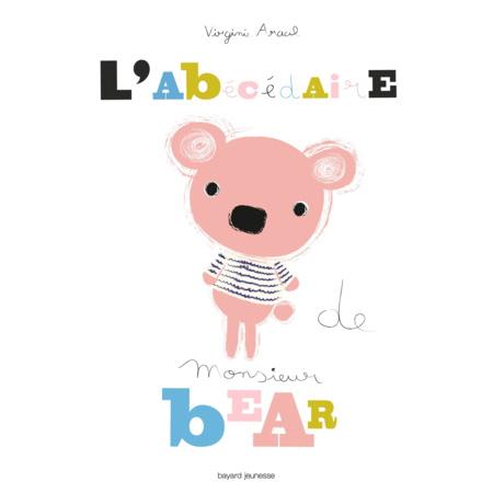 Livre L'abécédaire de Mr Bear BAYARD JEUNESSE 1