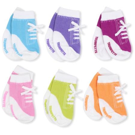 Chaussettes bébé (x6) 1