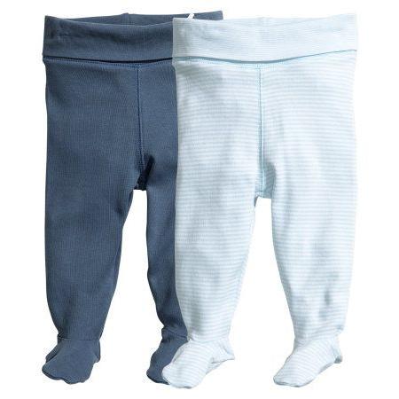 Leggings bébé (x2) 1