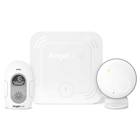 Babyphone avec détecteur de mouvements AC127 ANGELCARE 1