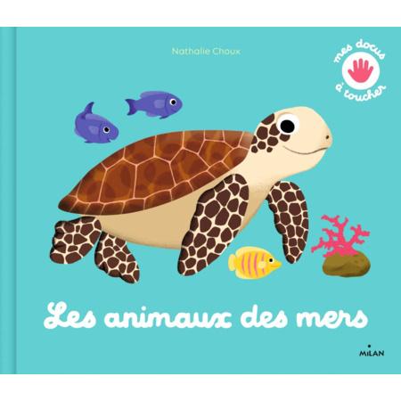 Livre Les animaux de la mer MILAN 1