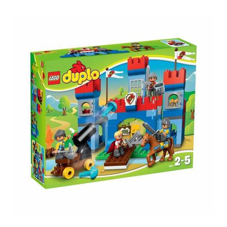 Duplo - Le Château Royal LEGO 1
