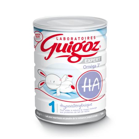 Lait Expert HA 1 - Hypoallergénique GUIGOZ 1