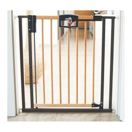 Barrière de sécurité Easylock Wood bois métal GEUTHER 2