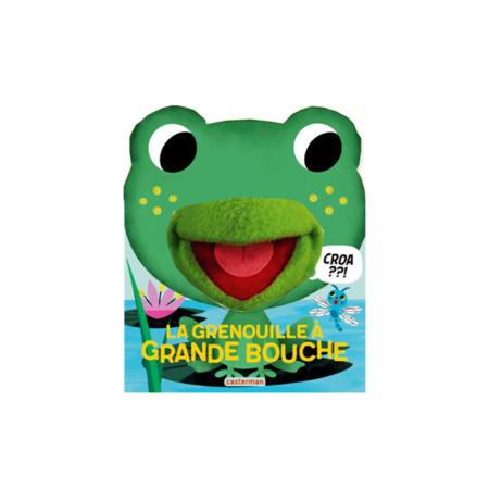 Livre La grenouille à grande bouche CASTERMAN 1