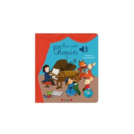 Livre sonore Mon petit Chopin GRUND 1