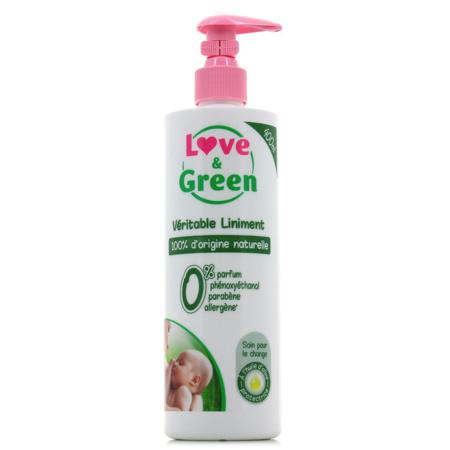 Liniment Véritable Hypoallergénique LOVE AND GREEN 1