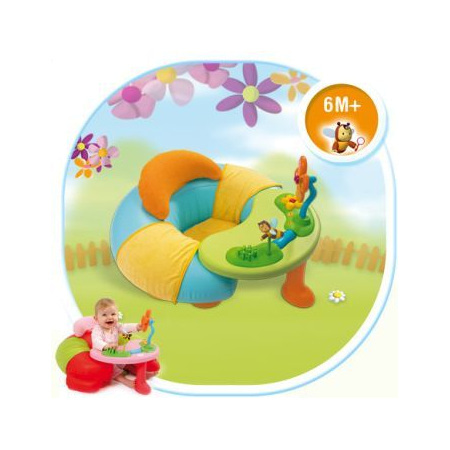Cotoons Cosy Seat Siège gonflable SMOBY 1