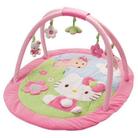 Tapis d'éveil Hello Kitty Baby FUN HOUSE 1