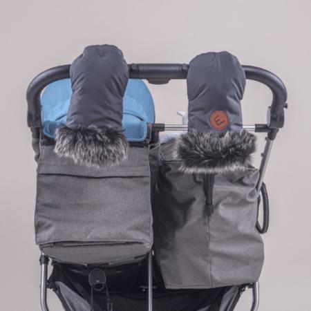 Gants pour poussette Windy BABY MONSTERS 3