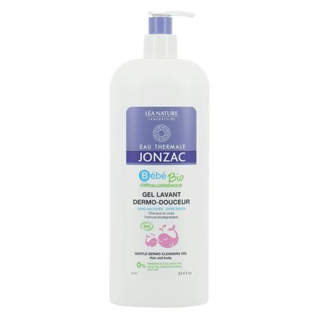 Gel lavant dermo-douceur bébé JONZAC 1
