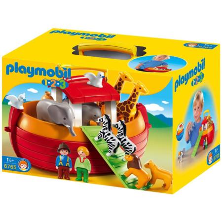 Playmobil 1.2.3 - Arche de Noé PLAYMOBIL 1