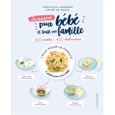 """Live """"Je cuisine pour bébé et toute ma famille"""" LAROUSSE 1"""