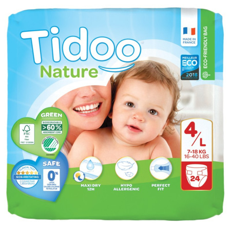 Couches écologiques Tidoo TIDOO 6
