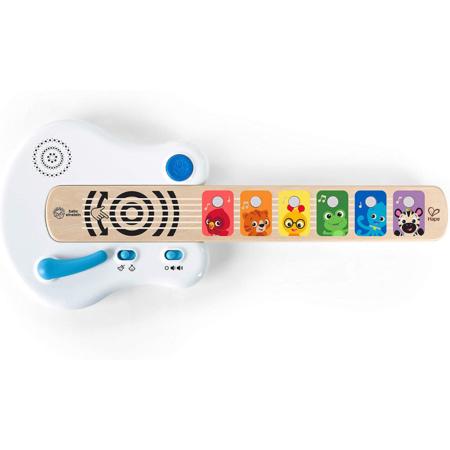 Guitare électrique en bois magic touch Baby Einstein HAPE 1