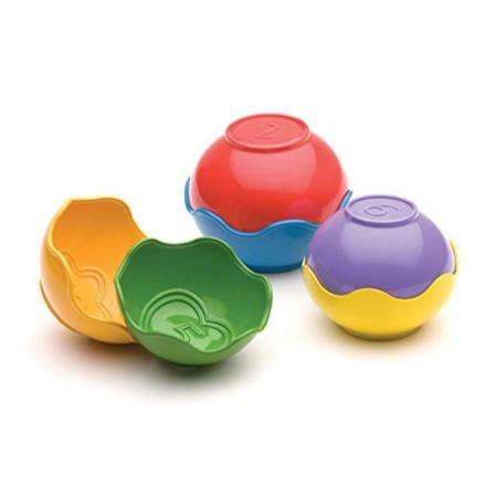 Stacking Cups - Tasses gigognes PLAYGRO 1