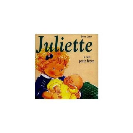 Livre Juliette a un petit frère 1