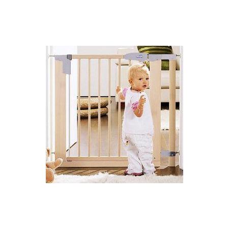 Barrière de sécurité Easy Lock Bois (de 68,5 à 78 cm) GEUTHER 2