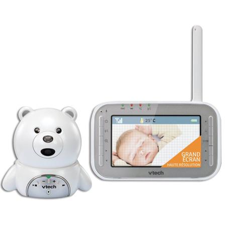Babyphone Vidéo XL Ourson 1