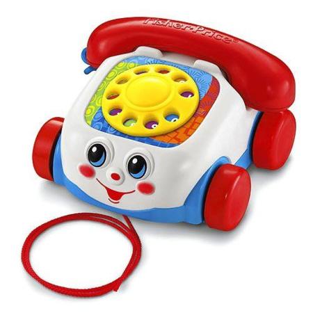 Téléphone roulant FISHER PRICE 1