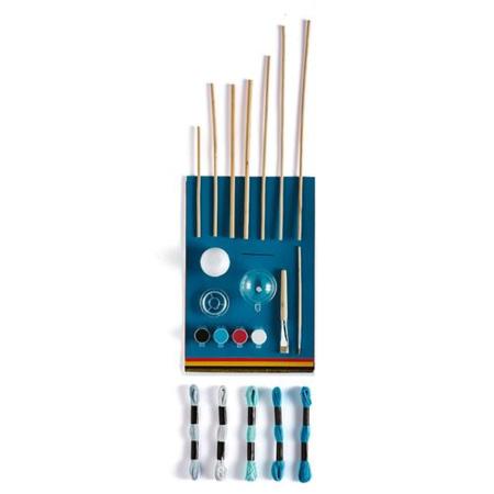 Kit créatif 4 mobiles Montessori NATURE & DECOUVERTES 1