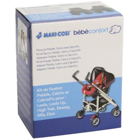 Adaptateur CabrioFix et Pebble MAXI-COSI 1
