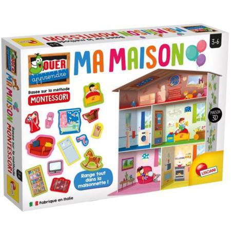 Montessori maxi ma maison LISCIANI 1