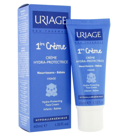 Première crème hydratante visage URIAGE 1