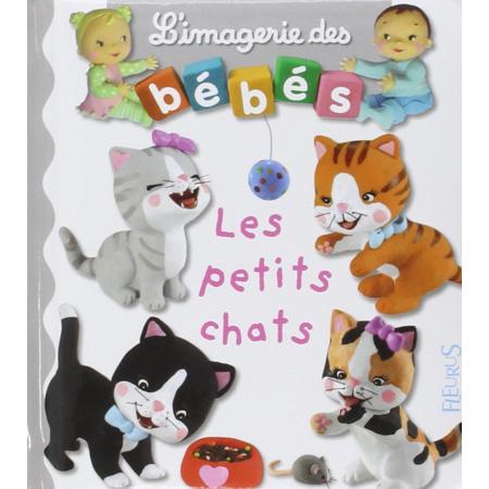 L'imagerie des bébés - les chats 1