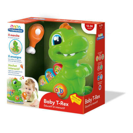 Baby T-Rex CLEMENTONI 2