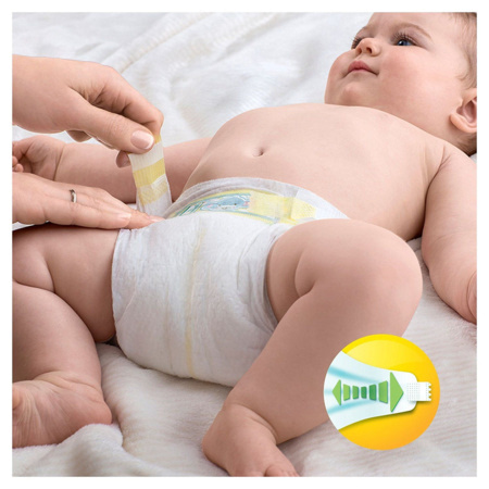 Couches Premium Protection PAMPERS 3