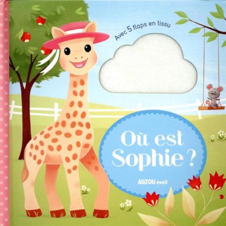 Livre Où est Sophie ? EDITIONS AUZOU 1