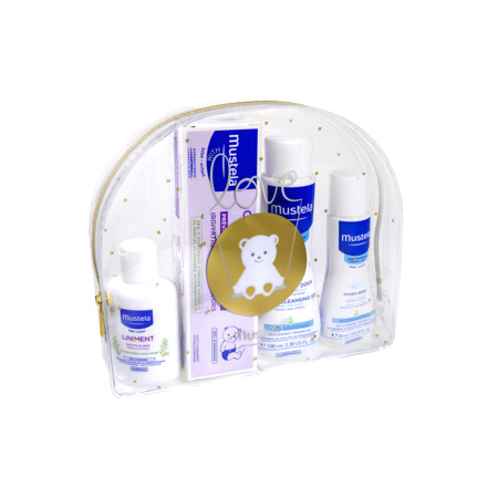 Trousse naissance - Love or MUSTELA 1