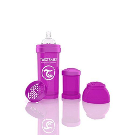 Biberon anti-colique 260 ml TWISTSHAKE 1