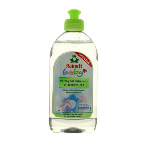 Liquide Vaisselle Biberon et Accessoires - Rainett Baby - 1