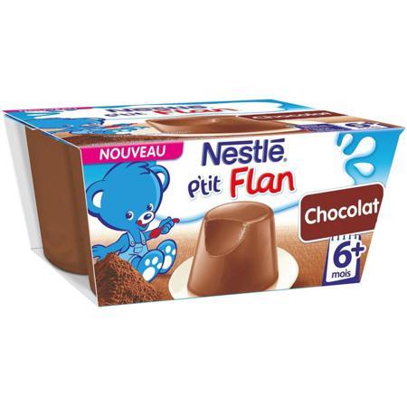 P'tit Flan Chocolat 1