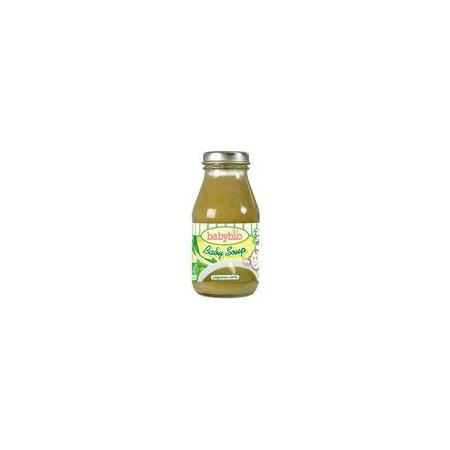 BIO BABY SOUP légumes verts 20 cl dès 4 mois 1