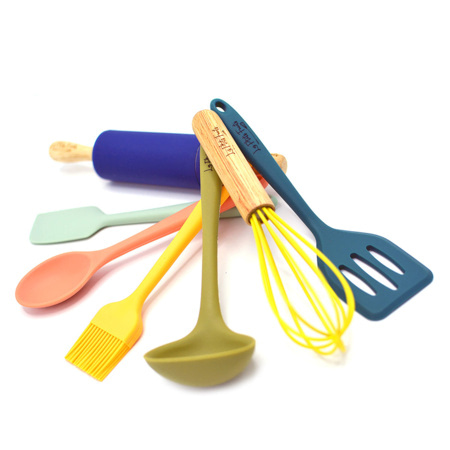 Coffret d'ustensiles de cuisine LES PTITS FOUETS 1