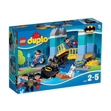 Duplo - Super Heroes : L'aventure de Batman LEGO 1