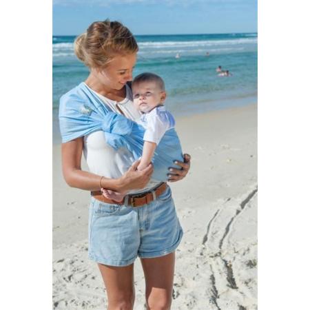 Porte-bébé sling Sukkiri LUCKY BABY 1