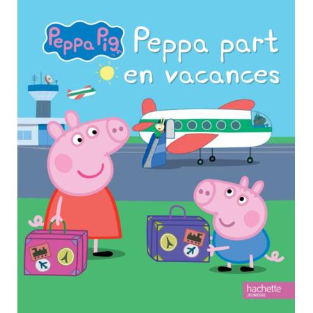 Livre Peppa part en vacances HACHETTE JEUNESSE 1
