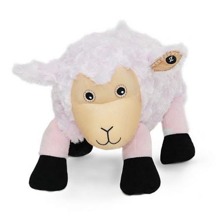 Mouton Lola peluche oreiller ZOOBIES 1