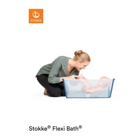 Bundle baignoire flexibath et transat de bain STOKKE 2