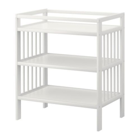 Table à langer Gulliver IKEA 1