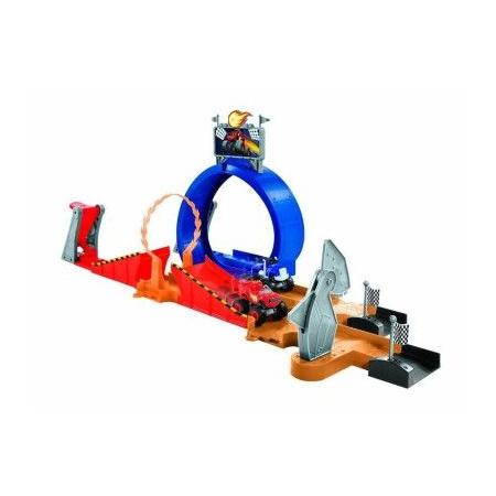 Circuit de voitures Monster Dôme - Blaze et les Monster Machines 1