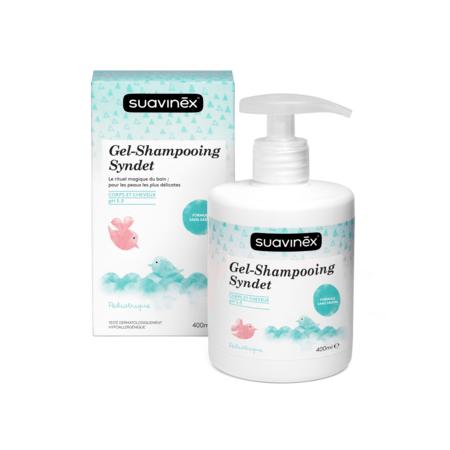 Gel douche-shampooing sans savon 1