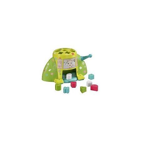 Boîte à formes Pop'box Sophie la girafe 1